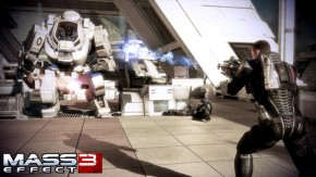 Get chatty with Mass Effect 3 and Kinect