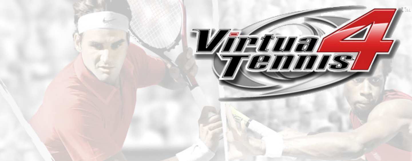 Sega's Virtua Tennis 4 Confirmed PS Vita Launch Title