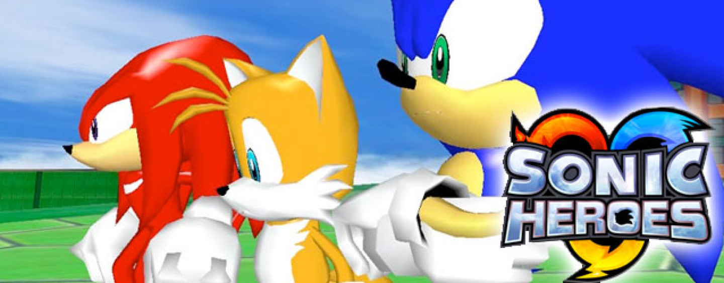 Sonic Heroes Now Available on EU Playstation Store