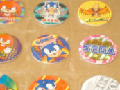 On EBay, a Set of Sonic Pogs
