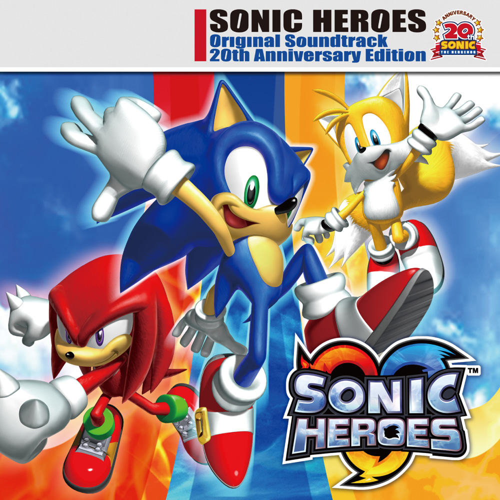 sonic heroes casino park ost