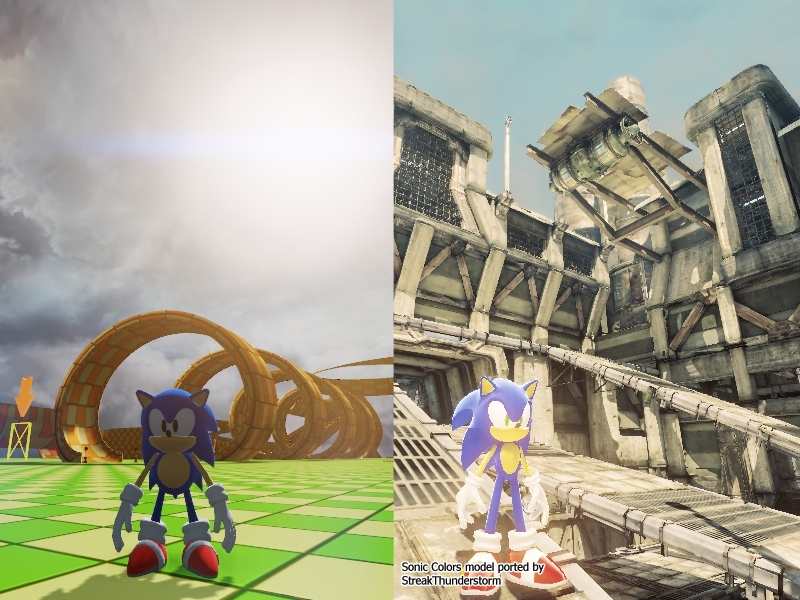 sonic udk download