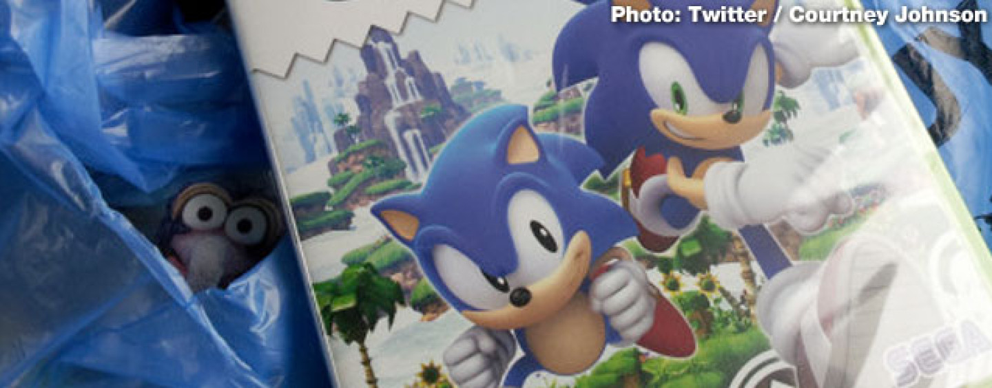 UPDATE 2: Sonic Generations Street Date Broken in North America