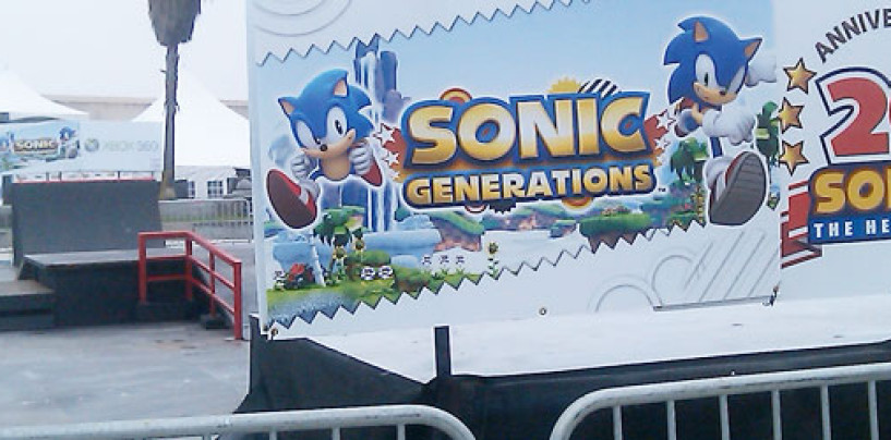 Sonic Generations of Skate Event Returns This Saturday
