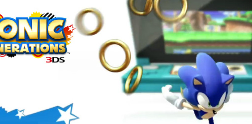 Review: Sonic Generations (3DS)