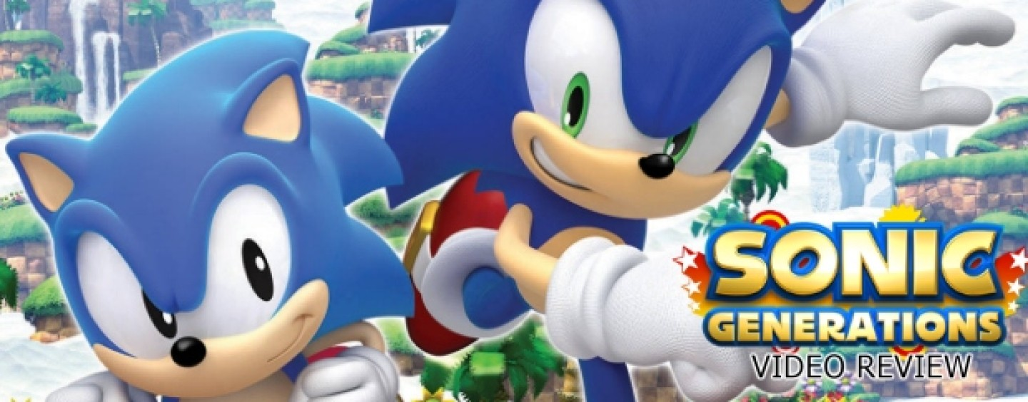 sonic generation review
