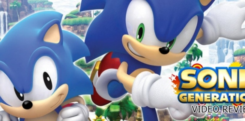 Video Review: Sonic Generations (Xbox 360)