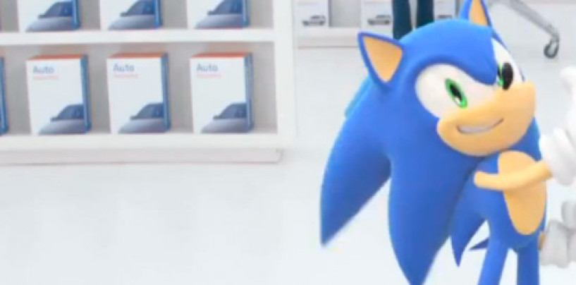 Sonic TV Commercial Officially Uploaded