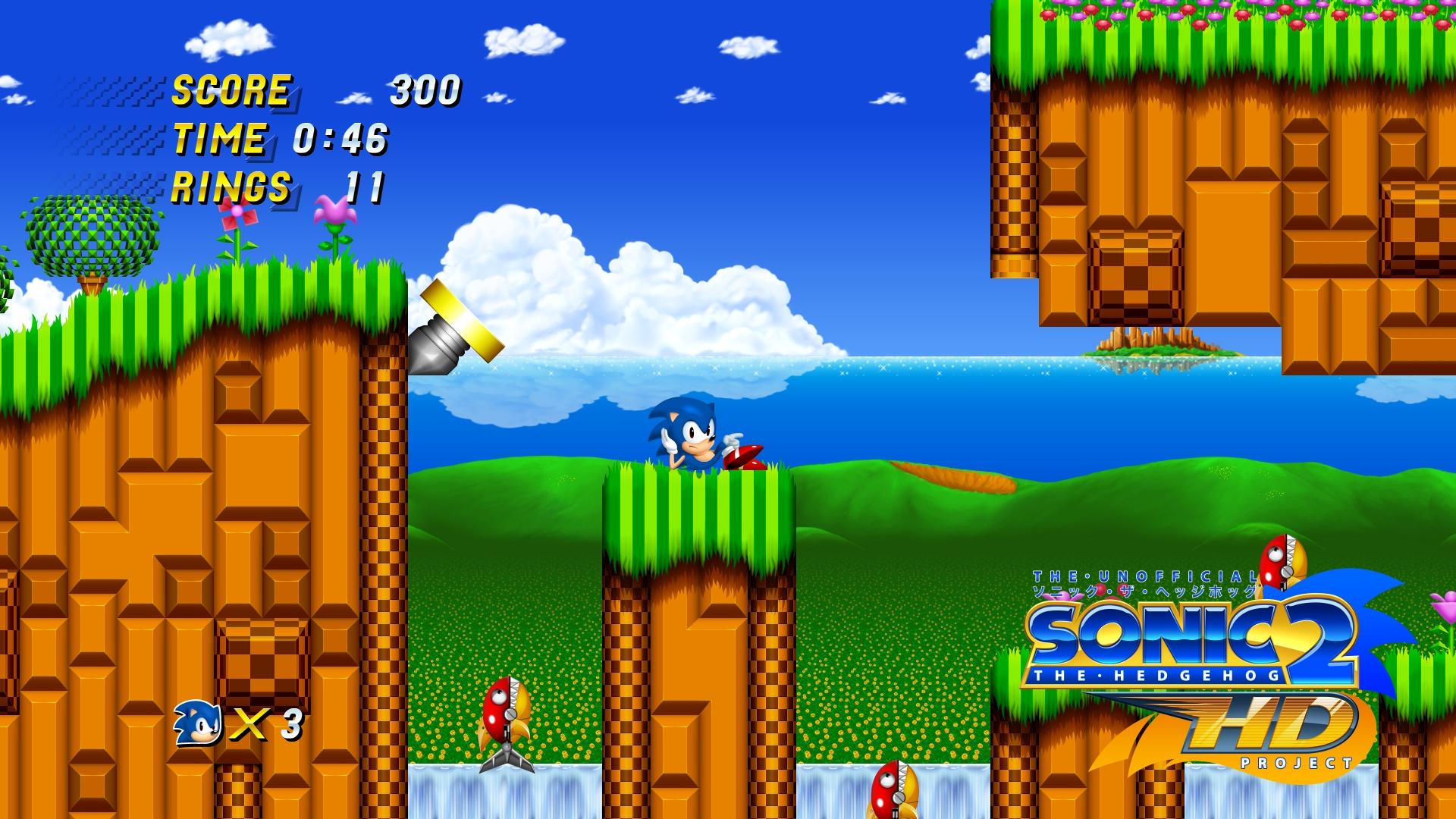 Sonic2 Hd
