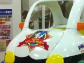 """Waku Waku Sonic Patrol Car"" caught on video"