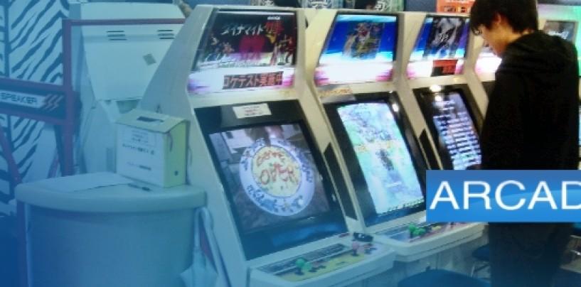 SegaSonic Popcorn Shop Arcade Game Dumped