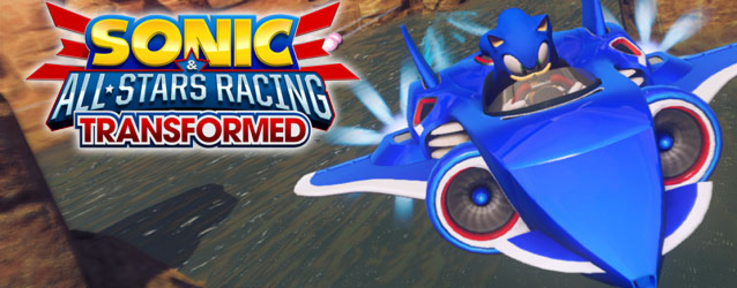 Third guest of Sonic & All-Stars Racing Transformed Leaked