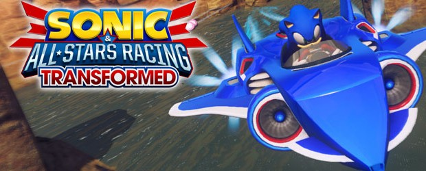 Strangely, In the Same Area Do you remember when we showed that game breaking bug in the Wii U version of Sonic & All-Star Racing Transformed's Burning Depths stage?  It...