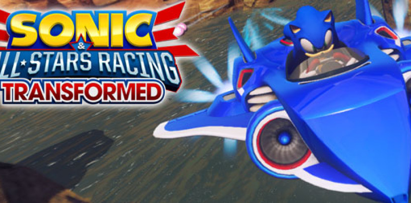 Yogscast DLC coming to Sonic All-Stars Racing Transformed