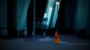 Screenshot of Journey.