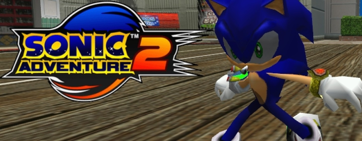 XBOX.com Lists Sonic Adventure 2 for October Release