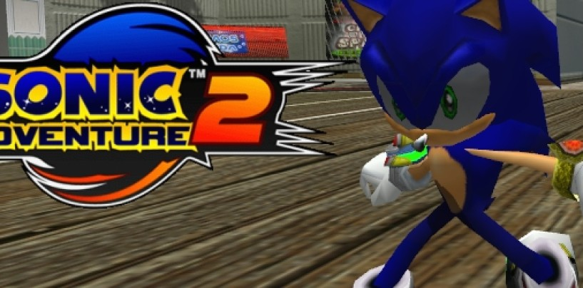 Sonic Boom: Sonic Adventure 2 Announcement Trailer