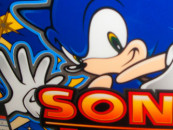 On Ebay, a Sonic Slot Machine