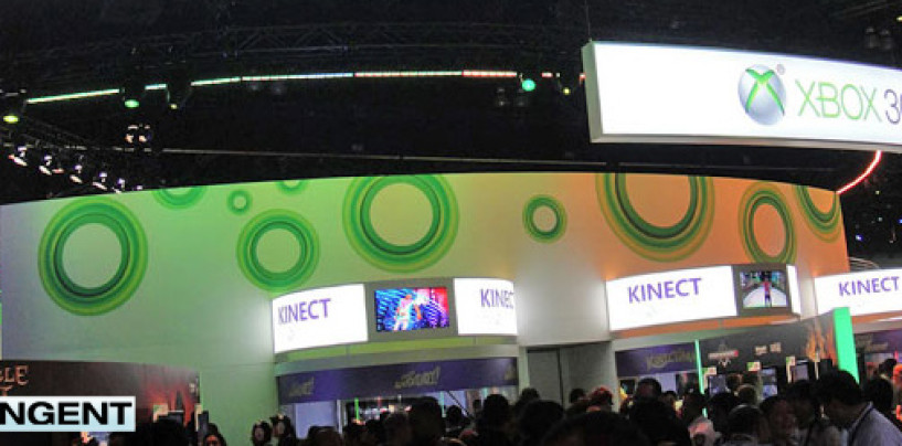 The Tangent: Microsoft E3 2012 Press Conference