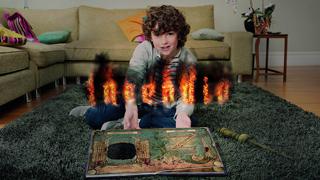 Book of Spells E3 2012