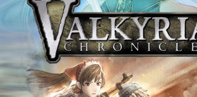 Domestic Version of Valkyria Chronicles 3 Listed by Online Retailer