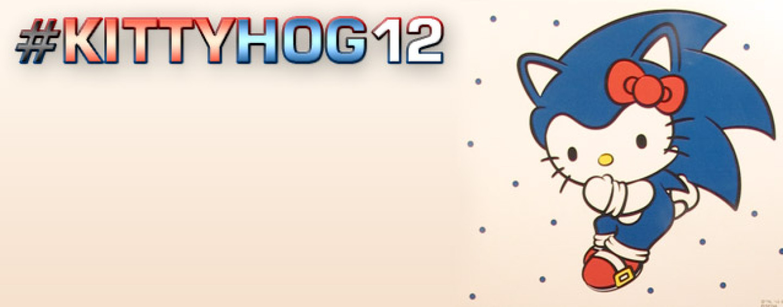 Win a Sonic x Hello Kitty Plushie