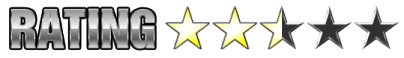 2½ Stars out of 5