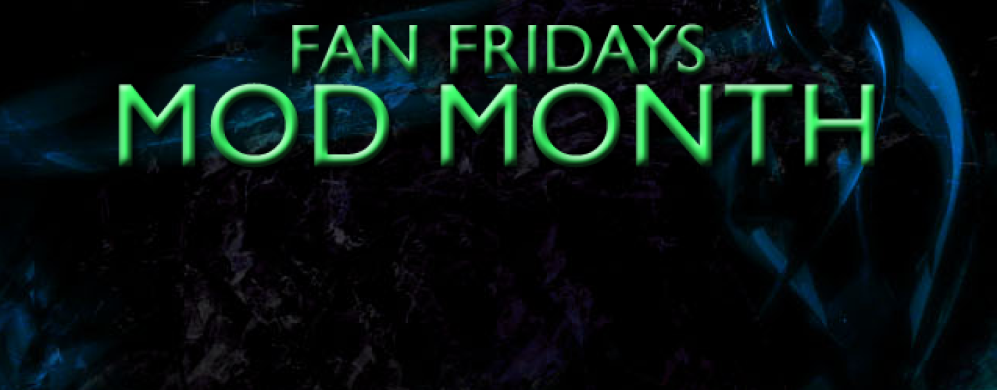TSSZ Fan Fridays: Mod Month Week 5