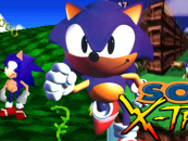 Playable Build of Sonic X-treme Out Now