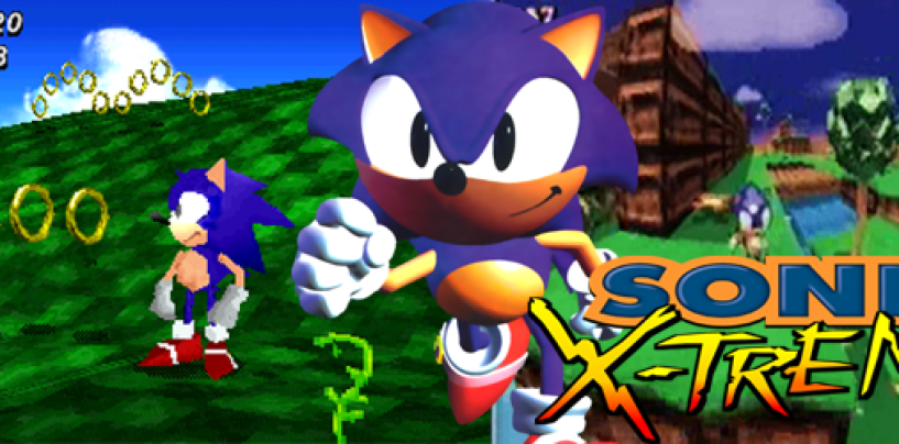 Previously Unknown Build of Sonic Xtreme Released