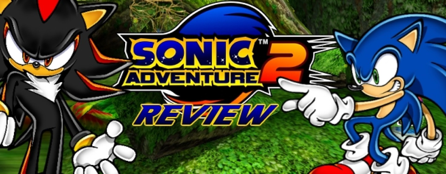 Review: Sonic Adventure 2 (Xbox Live Arcade)