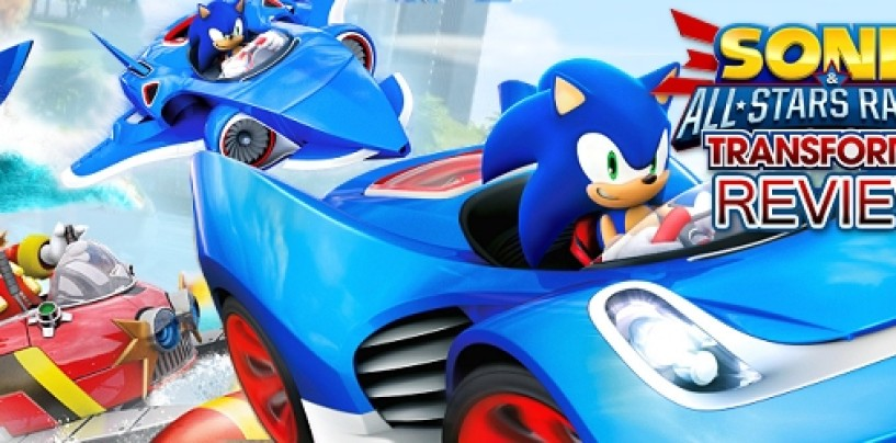 Review: Sonic & All-Stars Racing Transformed (3DS)