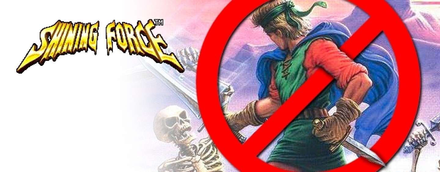 Sega vs. Shining Force: The Plot Thickens