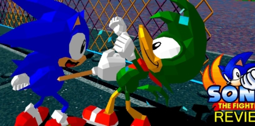 Review: Sonic the Fighters (Xbox 360)