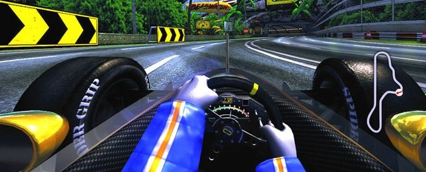"Six platforms guaranteed for release Pelikan13′s ""90′s Arcade Racer"" promised a return to classic Sega games like Virtua Racing, Daytona USA, and SCUD Racer. And as the Kickstarter clock counts..."