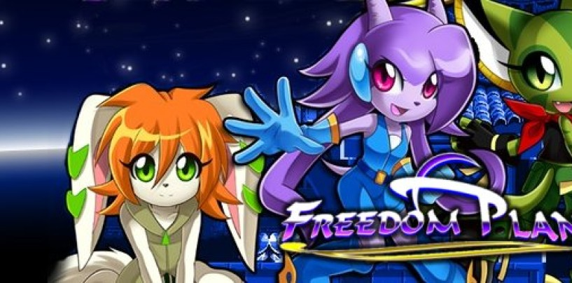 UPDATE: Freedom Planet Greenlit by Steam