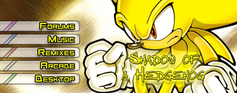 TSSZ Fan Fridays: Shadow of a Hedgehog