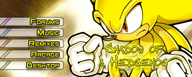 Honoring a Fallen Fan Site If you've been keeping up with the community recently, you're no doubt aware that long-running Sonic fan site Shadow of a Hedgehog fell victim to hacking a...
