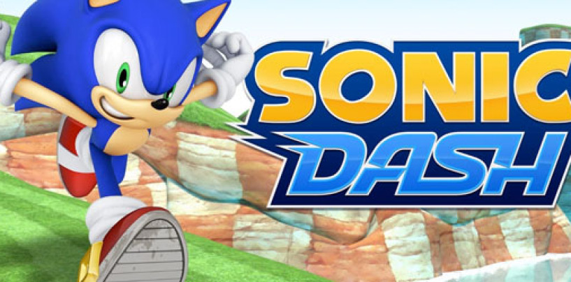 See Sonic Dash in action