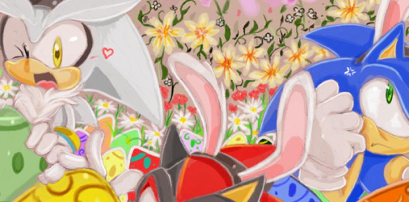 Fan Fridays: Easter Art
