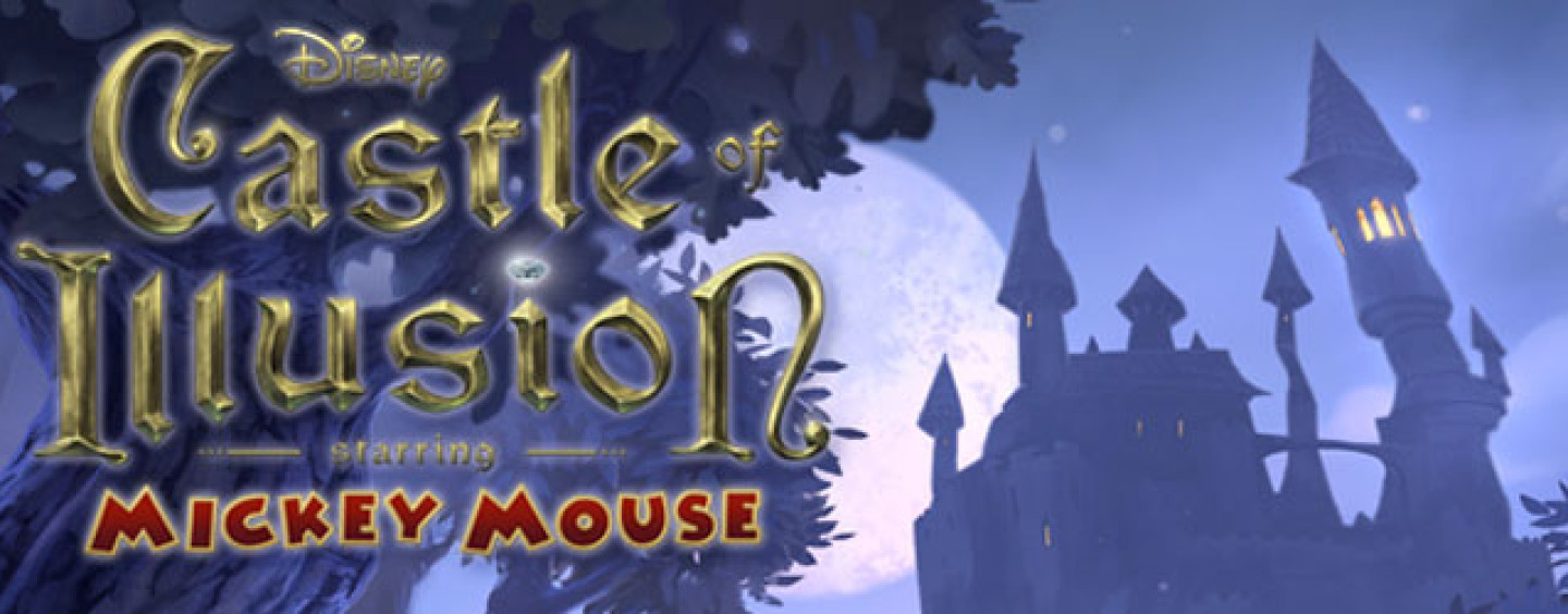 "Castle of Illusion Placed in the ""Test Chamber"""