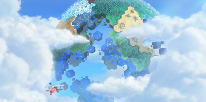 New Video: Sonic Lost World NA Launch Trailer