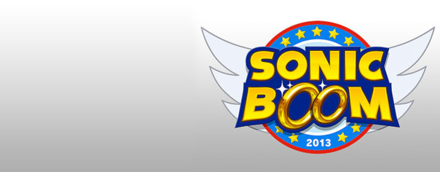 Sega Issues Sonic Boom 2013 Recap Video