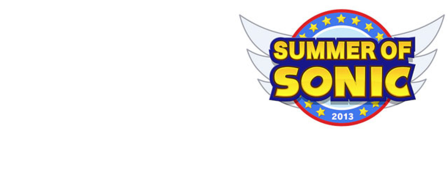 Summer of Sonic 2013 Dated