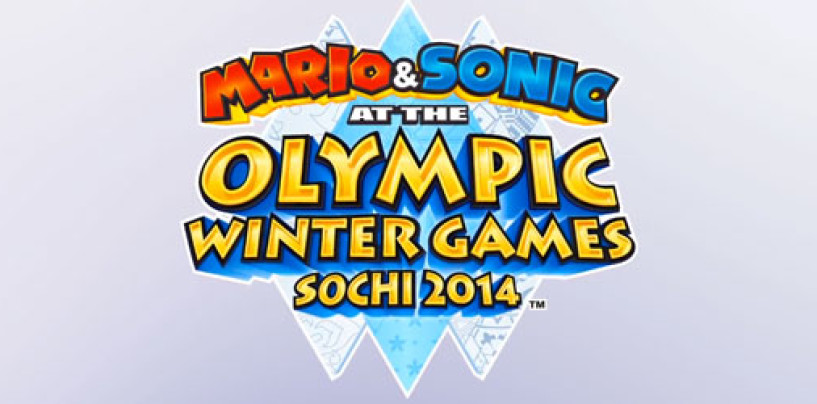 Mario & Sonic at the Winter Olympics Sochi 2014 website is open