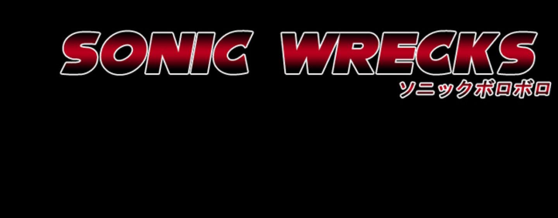 Fan Fridays: Sonic Wrecks