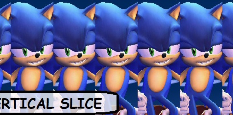 Vertical Slice: Sonic Fans are LOVE