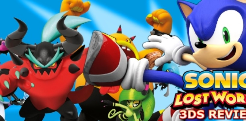 Review: Sonic Lost World (3DS)