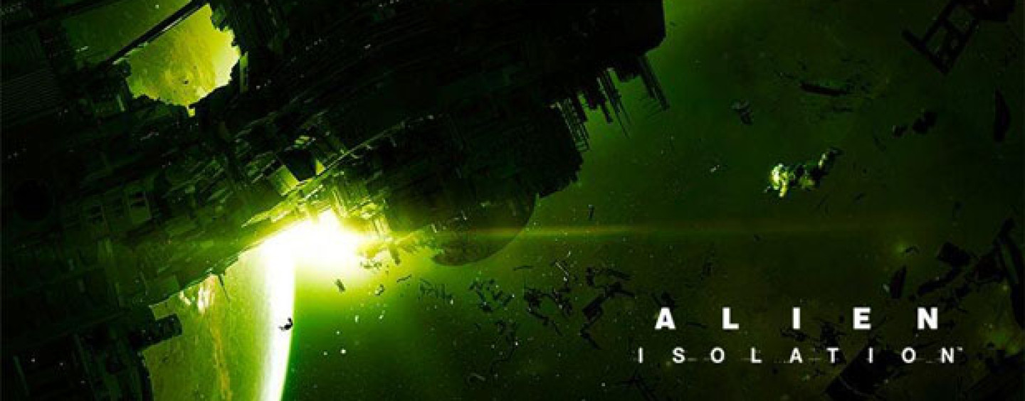 SDCC Preview: Alien Isolation