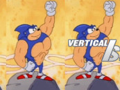 Vertical Slice: Sonic 5 is a Fan Game